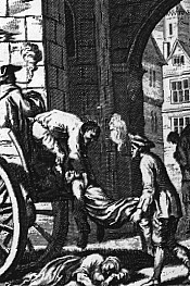 The Plague in London